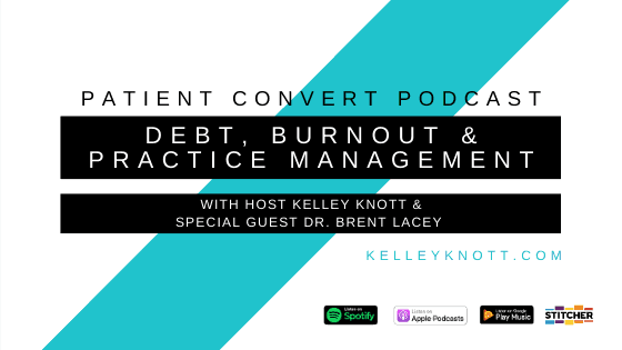 Debt, Burnout & Practice Management: Insights from a Military Surgeon #105